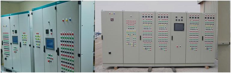 Plc-Based-Control-Panel